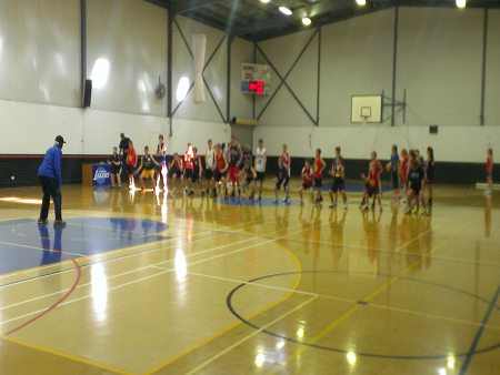 Barmera Recreation Centre - Basketball