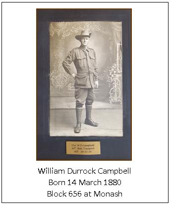 W D Campbell v 2