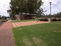Existing Civic area