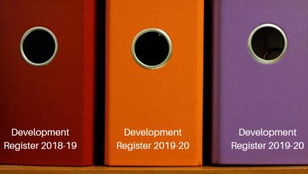 Development Register