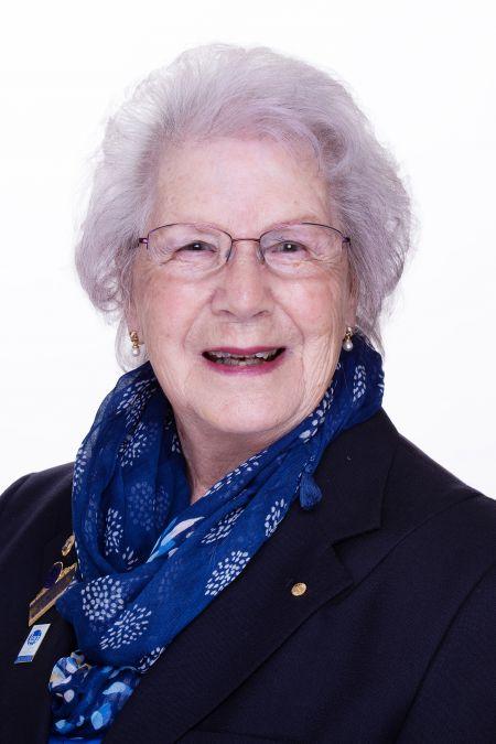 Cr Margaret Evans OAM