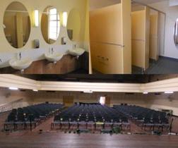 Bonney Theatre inside