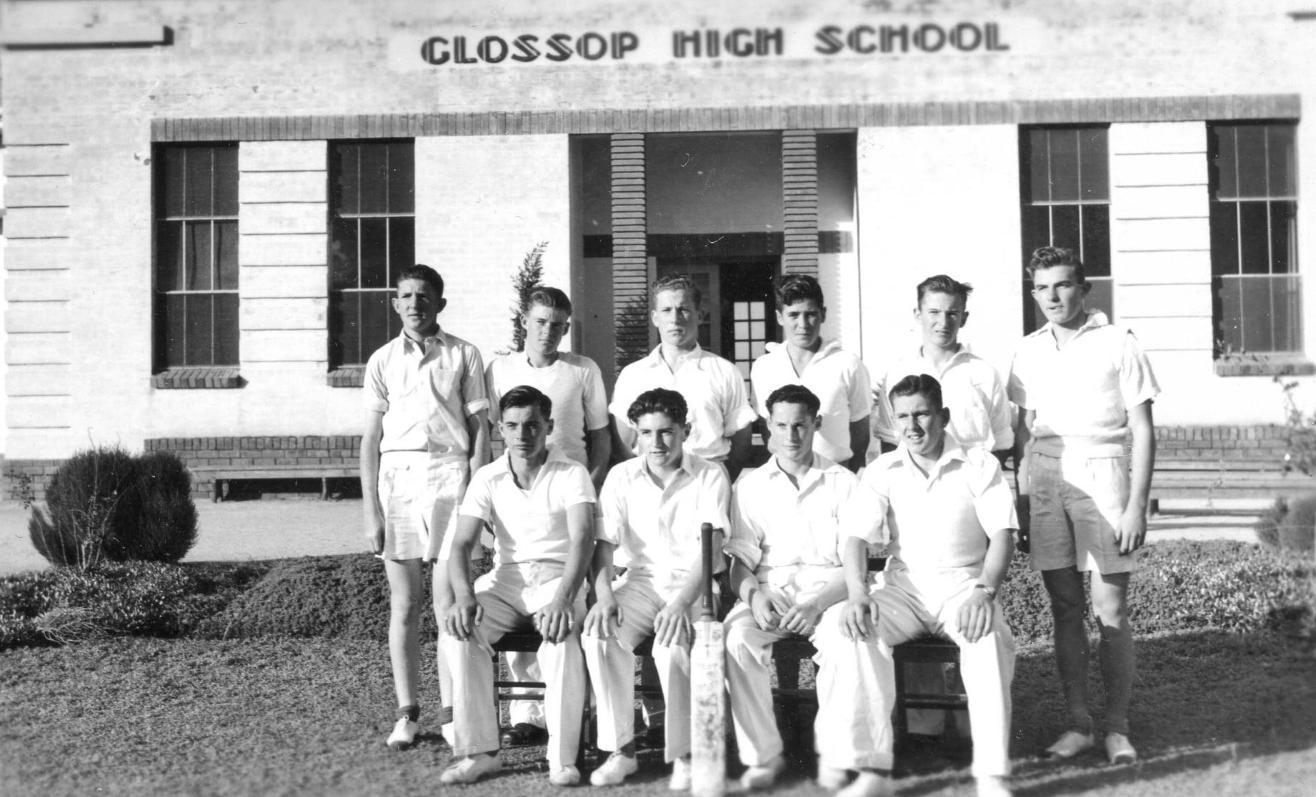 Glossop High 1900s